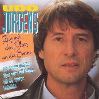 Cover Udo Jürgens - Zeig mir den Platz an der Sonne [1994]
